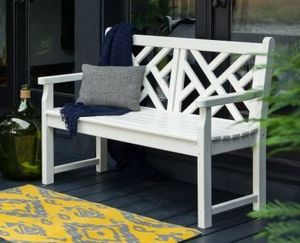 Casa Bruno - chippendale - Garden Bench