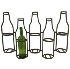 CHEMIN DE CAMPAGNE - mural - Bottle Rack