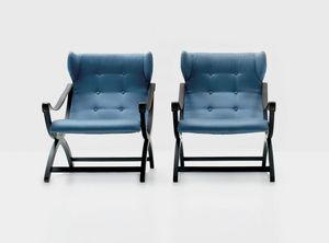 NUBE - shelford - Armchair With Headrest