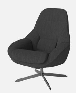 BOLIA - saga - Swivel Armchair
