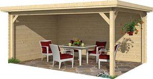 jardindeco - kiosque en bois grand selve - Wood Garden Shed
