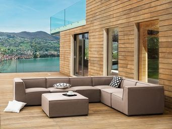 BELIANI - meuble de salon - Garden Furniture Set