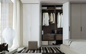 Poliform - new entry - Bedroom Wardrobe