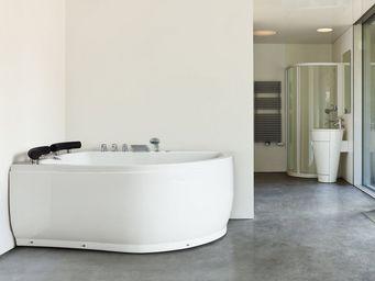 BELIANI - spa - Corner Bath