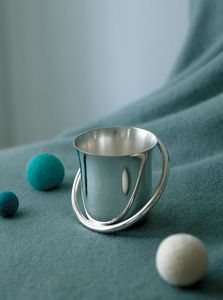 Ercuis - houpla - Metal Cup