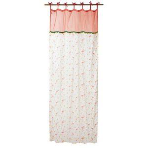 MAISONS DU MONDE -  - Knotted Curtain