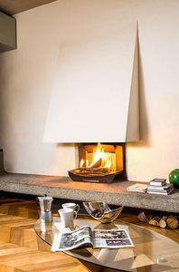 FINOPTIM - ouvert modèle m-330 - Fireplace Insert