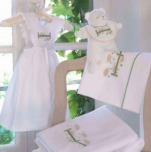 Noel - moutons - Baby's Bed Linen Set