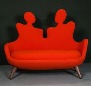 MAISON DARRE -  - Love Seat
