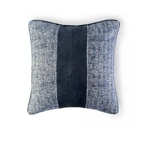 Chase Erwin - beau sapphire arctic  - Square Cushion