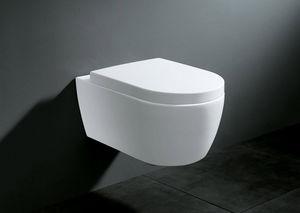 Thalassor - mezzo - Wall Mounted Toilet