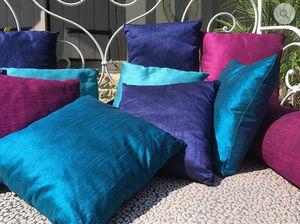 LA VILLA HORTUS - rajasthan - Square Cushion