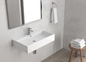 ITAL BAINS DESIGN - daphne 53710 - Wall Mounted Washbasin