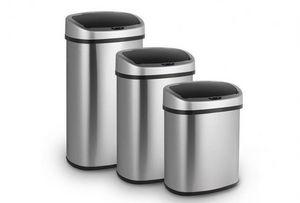 Touch kitchen bin
