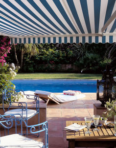 STORES MARQUISES - -jade - Awning