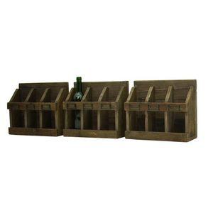 CHEMIN DE CAMPAGNE - rustique 1369605 - Bottle Crate