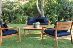 Roland Vlaemynck - lodge banquette 2 places - Garden Furniture Set