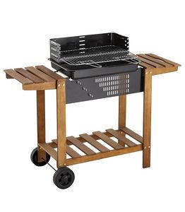 SECRET DE GOURMET -  - Charcoal Barbecue