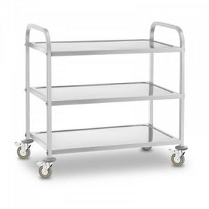 ROYAL CATERING -  - Multi Use Serving Trolley