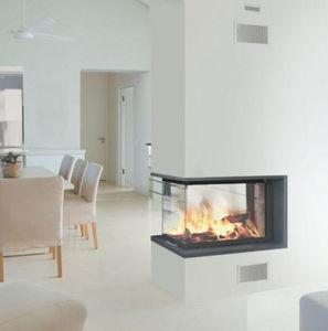 BRISACH - triplex - Closed Fireplace