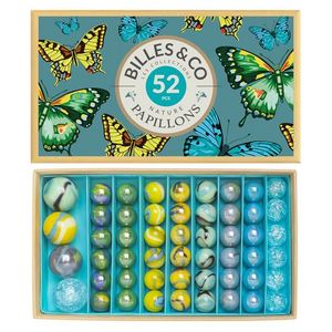 BILLES AND CO -  - Marbles