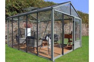 JARDIN COUVERT - serre 1400636 - Greenhouse