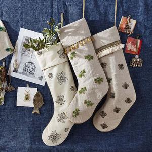 JOANNA BUCHANAN -  - Christmas Stocking
