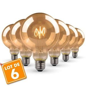 ECLAIRAGE DESIGN -  - Decorative Bulb