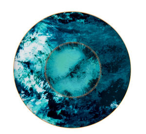 Haviland - ocean bleu - Serving Plate