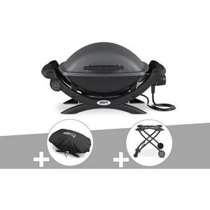 Weber Et Broutin - plancha electrique 1422572 - Electric Barbecue