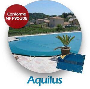 Aquilus Piscines -  - Winter Swimming Pool Cover