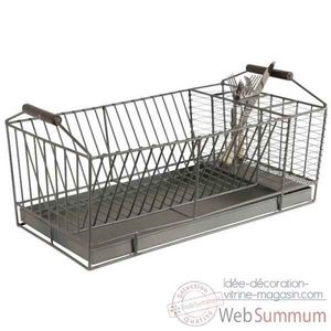 idee decoration vitrine magasin -  - Cutlery Drainer