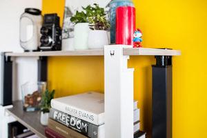 UZY - colors - Modular Bookcase