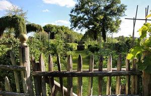 LES JARDINS DU MANOIR D'EYRIGNAC -  - Landscaped Garden