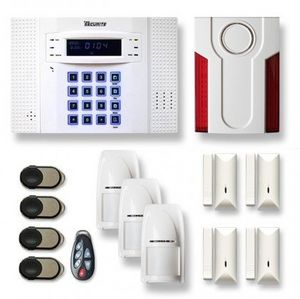 TIKE SECURITE - sans fil dnb1 - Burglar Alarm
