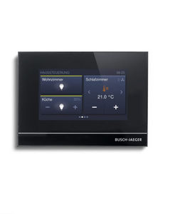 Busch-Jaeger - abb-secure@home - Home Automation Touch Screen