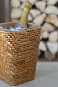 ROTIN ET OSIER - mathis- - Champagne Bucket