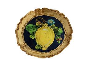 Tirinnanzi - line blue lemons - Wine Coaster