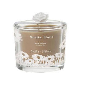 Lothantique - jardin blanc - Scented Candle