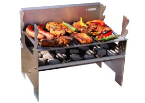 FENNEK -  - Charcoal Barbecue