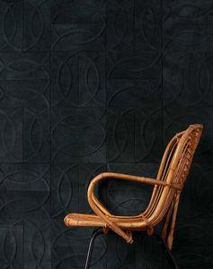 CUIR AU CARRE - motif 01 - Leather Tile