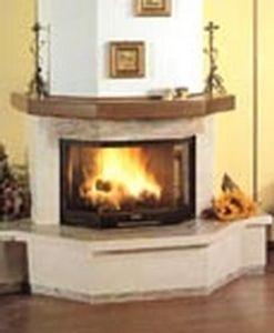 Marsi Camin -  - Fireplace Insert