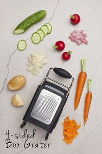 Microplane -  - Vegetable Grater