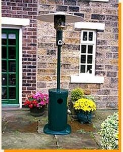 Kirklees Developments -  - Gaz Patio Heater