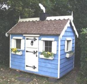 Kiddies Country Cottages -  - Children's Garden Play House
