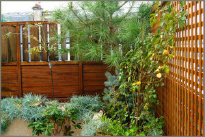 Les Menuisiers Du Jardin -  - Garden Trellis
