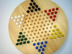 Wooden Symphonie -  - Chinese Checkers