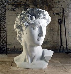 Limestone Gallery -  - Human Head