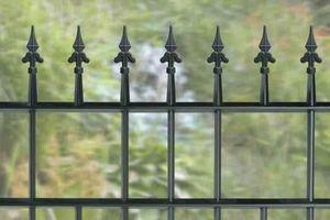 Dura Garden - classique - Fence With An Openwork Design