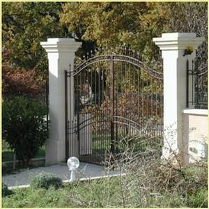 Serre Freres -   - Fence Pillar